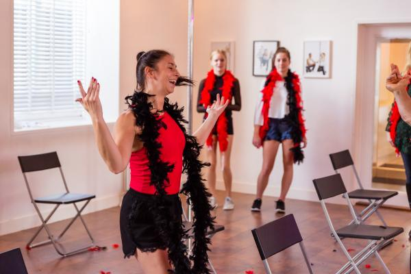 Workshop Burlesque in Zwolle